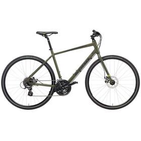 Kona Dew - Bicicletas híbridas - Oliva